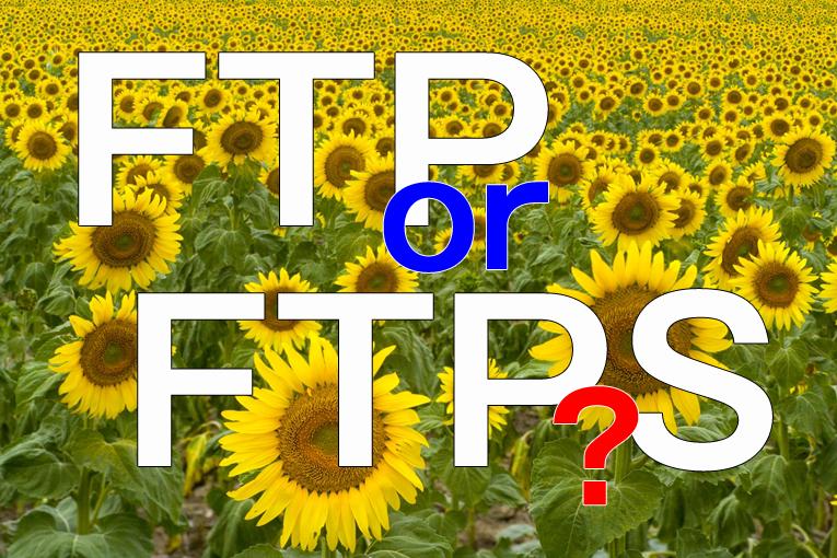 ホームページの更新はFTPを使っていますか?
